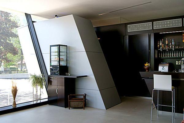 Verbundplatten, Fassaden