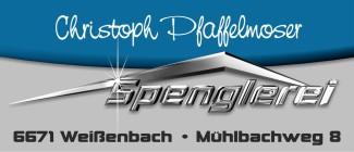 Logo Spenglerei Pfaffelmoser, Ing. P. Pfaffelmoser
